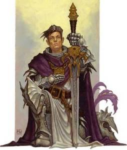 Paladino - Dungeons & Dragons